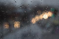 Rainy Day (renegi23) Tags: california ca street cars rain canon lights oakland droplets drops dof bokeh outoffocus depthoffield rainy bayarea raindrops stoplight westoakland