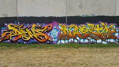 Dens & Naste... (colourourcity) Tags: streetart graffiti awesome melbourne ac joiner dens naser allcity ansa wca naste nofilters burncity colourourcity