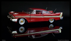 Plymouth Fury 005 (M3d1an) Tags: plymouth fury 118 diecast motormax