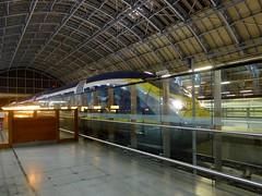 4012 Eurostar at St Pancras (train_photos) Tags: eurostar stpancras e320 4012 class374