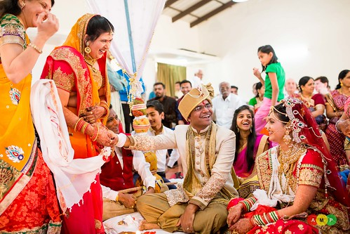 The rituals dont come in the way of a little masti!