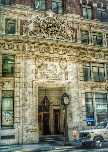 San Francisco California ~ Royal Insurance Building ~ Historic District