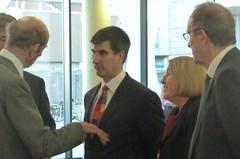 HRH The Duke of Kent meets representatives of the three Forum partners (SouthendBC) Tags: kent duke southend theforumsouthendonsea