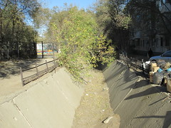 Water drain (bibitalin) Tags: kazakhstan kz aktobe казахстан aktyubinsk aqtobe казакстан ақтөбе актюбинск актобе aktubinsk aktiubinsk актюбе