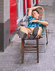 i take rest, the street is the best (poludziber1) Tags: china street city travel people urban asia cityscape shanghai streetphotography peoplesrepublicofchina challengeyouwinner huangpudistrict
