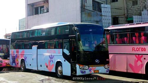 GV Florida Sleeper Bus