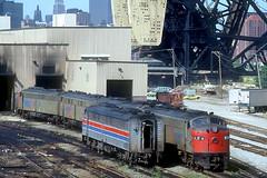 Amtrak E9 420 (Chuck Zeiler) Tags: railroad 420 amtrak locomotive e9 chz emd