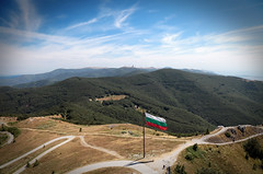 Proud Bulgaria (decar66) Tags: monument wwii bulgaria dome socialist reds stalin coldwar ussr balkan comunism socialistparty comunistparty buzludzha buzludja