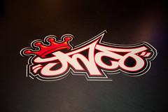 IMG_8568 (pinguino) Tags: logo sticker pants rave brand raver 1990s phat jnco