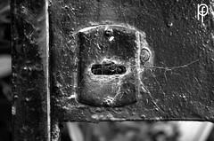 Cerradura (-Patt-) Tags: old blackandwhite bw blancoynegro uruguay bn montevideo antiguo veraneo chinazorrilla museozorrilla