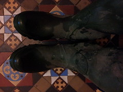 20160117_083436 (rugby#9) Tags: green boots 8 rubber hunter wellies muddy rubberboots buckles wellingtons hunters size8 muddyboots wetboots hunterboots