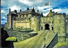 Stirling Castle Scotland (eddiekent408) Tags: travel sky castle clouds scotland elements