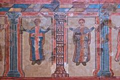 Orants (1) (Nick in exsilio) Tags: early roman britain praying saints christian britishmuseum fresco romanobritish orans orants