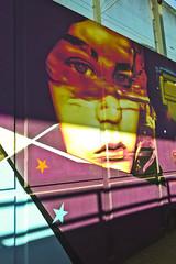at Lembeek station (@necDOT) Tags: streetart graffiti gare lembeek