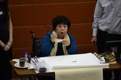 _DSC0073 (Confucius Institute at SDSU) Tags: chinese mohammed sdsu chinesepainting chineseart khaleel confuciusinstitute religiousstudies qinbailan cisdsu bailanqin