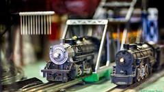 _DSC6993 Engines (Charles Bonham) Tags: indoor hobby engines lionel steamengine hoscale modelrailroading lioneltrain charlesbonhamphotography