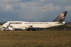 Ed Force One - Boeing 747-428 TF-AAK @ Cardiff Rhoose (Shaun Grist) Tags: wales airport aircraft aviation cardiff airline boeing 747 aeroplanes jumbo cardiffairport rhoose avgeek cwl airatlantaicelandic edforceone egff cardiffrhoose tfaak