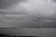 DSC_3543 (Herman Verheij) Tags: rain clouds wolken regen lelystad markermeer