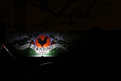 Welcome to the Sandino community (Pascal Volk) Tags: streetart berlin night graffiti nacht sandino hohenschnhausen berlinlichtenberg canonef24105mmf4lisusm canoneos6d
