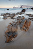 Myrland beach (by Steven Kleinschmidt) Tags: winter beach norway lofoten myrland