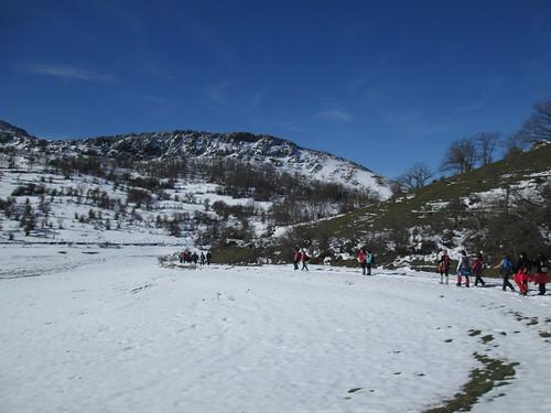 Fotografía Berta A. Senderismo Sermar por la ruta por el valle de Muda Palencia (23)