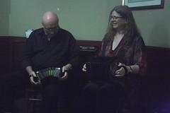 Keith Kendrick & Sylvia Needham (2016) 01 (KM's Live Music shots) Tags: greatbritain folkmusic concertina englishfolk lucasarms angloconcertina keithkendrick duetconcertina cellarupstairs sylvianeedham maccannsystem keithkendricksylvianeedham