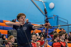 20160305-_AJ_6861 (David J Richardson) Tags: blue team university champs british archery championships 2016 butc