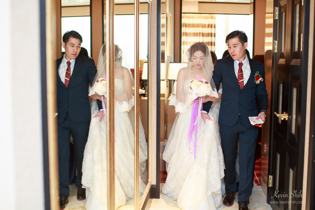 林酒店-儀式-婚紗