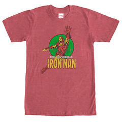 Iron Man Floater (Marvel T Shirts) Tags: iron ironman floater