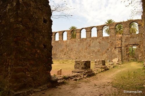 Bassein Fort, February 2016