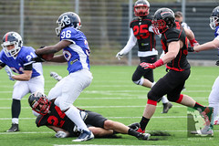 "GFL Juniors Dortmund Giants vs. Düsseldorf Panthers 09.04.2016 004.jpg • <a style=""font-size:0.8em;"" href=""http://www.flickr.com/photos/64442770@N03/25727932463/"" target=""_blank"">View on Flickr</a>"
