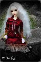 Gorge rouge (WinterfogDolls) Tags: art monster high dolls gothic barbie sd lolita kawaii bjd blythe dollfie luts mons dall lu lut momoko sd13 monsterhigh bjd13