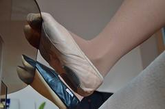 Dvojice (Merman cviky) Tags: ballet socks shoe tights socken gym pantyhose slipper nylon slippers spandex lycra medias nylons gymnastic zapatillas balletslippers strumpfhose strumpfhosen ballerinas collant collants cviky ballettschuhe schlppchen ballettschuh gymnastikschuhe turnschlppchen gymnasticshoes cvicky gymnasticslippers ballettschlppchen elastan pikoty punoche gymnastiktoffel
