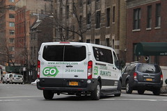 IMG_5469 (GojiMet86) Tags: go mciz rw express airlink shuttle nyc new york city bus buses 2016 ford transit 350 hd 593 lexington avenue 36th street 1fbzx2yg1gka05744