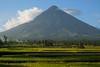 Encircling. Mt Mayon (Laura Jacobsen) Tags: volcano philippines mtmayon legaspi legazpi mayonvolcano