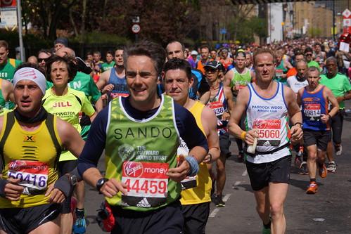 LONDON MARATHON 24.04.2016 - DSC05509