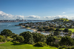 Auckland Skyline (tatlmt) Tags: newzealand skyline auckland devonport