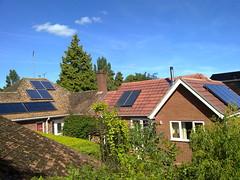 Solar thermal (C) Norfolk Solar 8