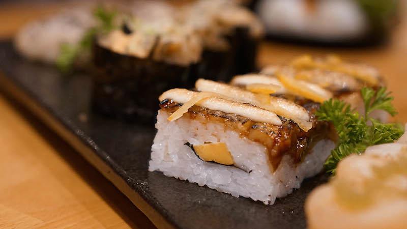 Premium Aburi Sushi Platter