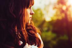 (ently_amina) Tags: sunset sun anime cute girl warm kawai