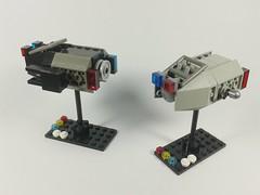 First Armed Fleet - Friagates (Vitor O S Faria) Tags: ships io spaceship mecha starships mfz mf0 mobileframezero interceptorbit