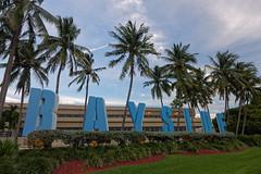 Znak Bayside w Miami | Bayside mark in Miami