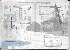 US Passport Multiple Entry/Exit Stamps (Taylor Mc) Tags: uk usa london germany munich us europe hungary unitedstates unitedkingdom heathrow stamps bosnia unitedstatesofamerica border budapest detroit croatia stamp macedonia slovenia herzegovina exit passport entry visa hercegovina stempel schengen ferihegy bosna bistrica skopje bosniaandherzegovina blace ilirska doljani ilirskabistrica gradika apjane karasovii