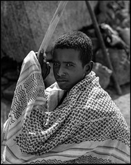 Afar boy (nahlinse) Tags: travel boy portrait people film iso100 ethiopia afar fujineopanacros