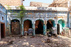 0W6A5004 (Liaqat Ali Vance) Tags: city pakistan history monument architecture buildings photography google archive ali dina historical sikh punjab lahore bazar raja vance kashmiri walled nath haveli liaqat