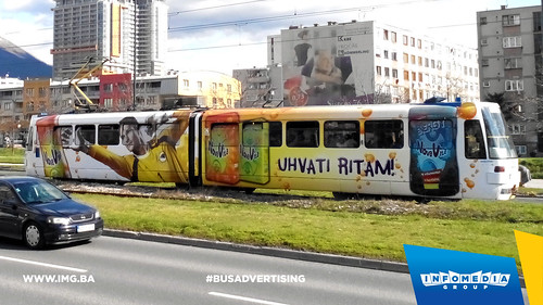 Info Media Group - Nova Vita, BUS Outdoor Advertising, Sarajevo 03-2016 (5)