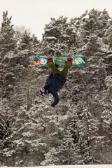2016 02 13_Ale_Invite_0590 (Thomas_SJ) Tags: winter snow snowboarding sweden ale competition tricks win invite jumps winning competing infocus