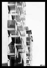 Lines of the city (Gi_shi) Tags: street urban bw italy nikon strada italia bn urbana lombardia varese architettura bnw biancoenero palazzi finestre gallarate nikonitalia iamnikon d7200