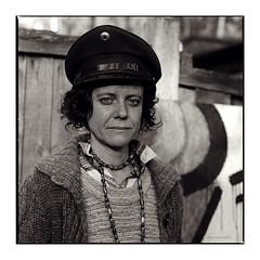 Anna Laurini, 10/4/16 (pete*t) Tags: portrait london mediumformat artist tmax400 xtol11 hasselblad503cx annalaurini 6x6film