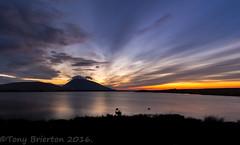 Sunset. (Tony Brierton) Tags: sunset sky west dusk redsky achillisland comayo slievemore 13416 loughdoo